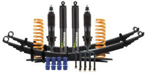 Ironman 4x4 suspension ashbury