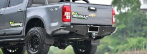 ironman 4x4 rear protection ashbury
